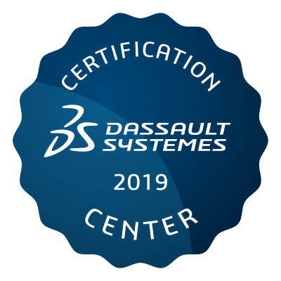 BADGE CERTIFICATION CENTER 2019 400