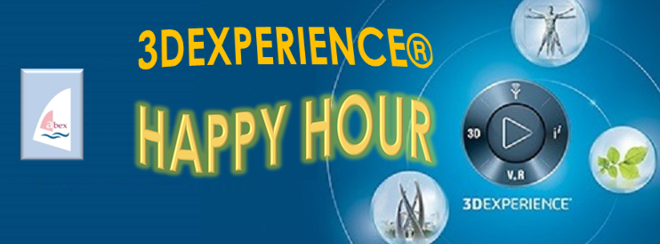 Happy Hour 3DEXP5